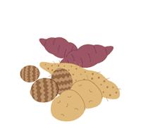덩이줄기채소류
